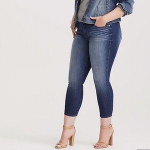 Torrid Classic Ankle Skinny Jean NWT Size 20S